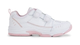 Clarks_school shoes_ADVANCE_WHITE_PINK