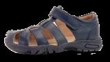 Surefit_school sandal_Taylor_navy