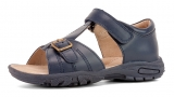 Surefit_school sandal_Terry Navy